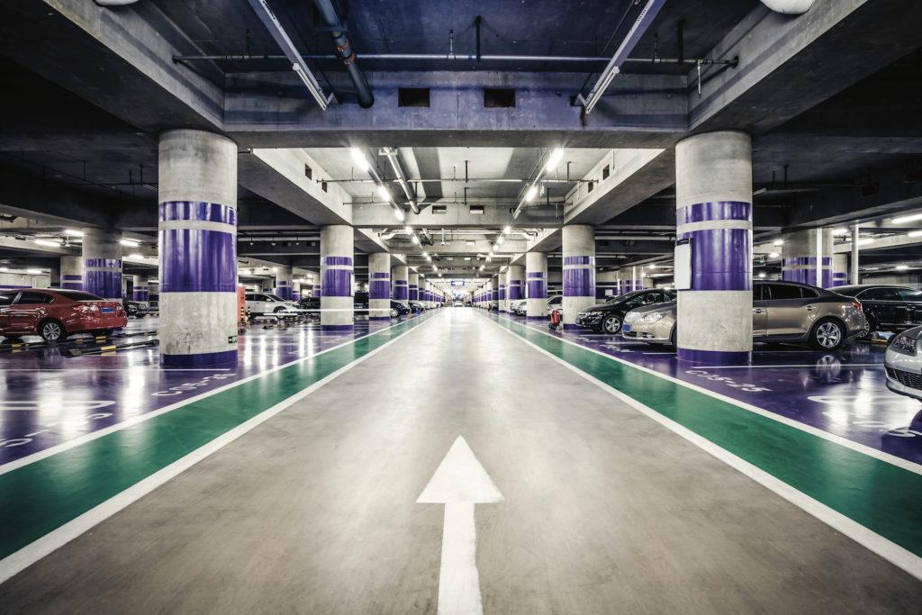 rivestimenti parcheggi