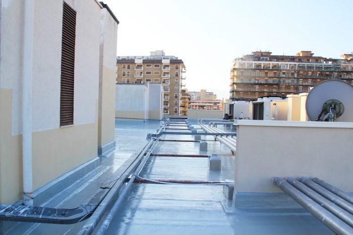 impermeabilizzazione lastrico solare palermo ausonia