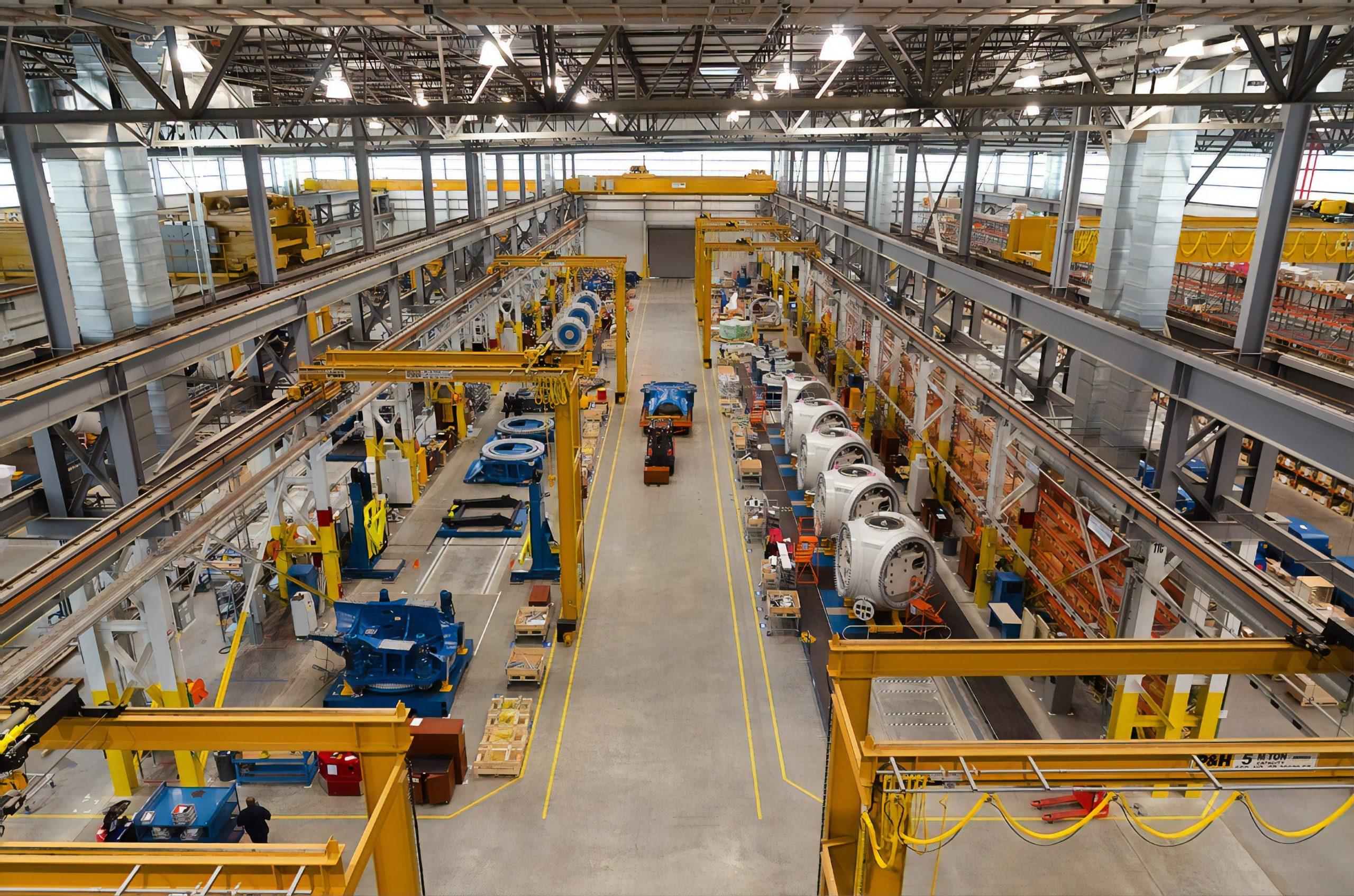 Quali sono i diversi tipi di resina per una pavimentazione industriale?